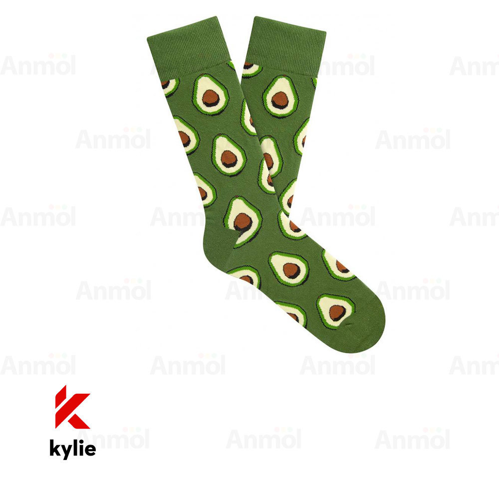calcetines aguacate kylie crazy